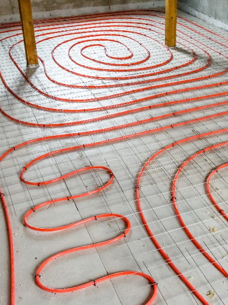 Underfloor Heating Installers Wicklow & Dublin