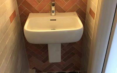 Funky Modern Bathroom Design by Ecoscene