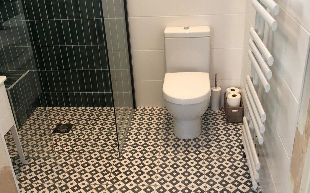 Wetroom Bathroom Design & Installation
